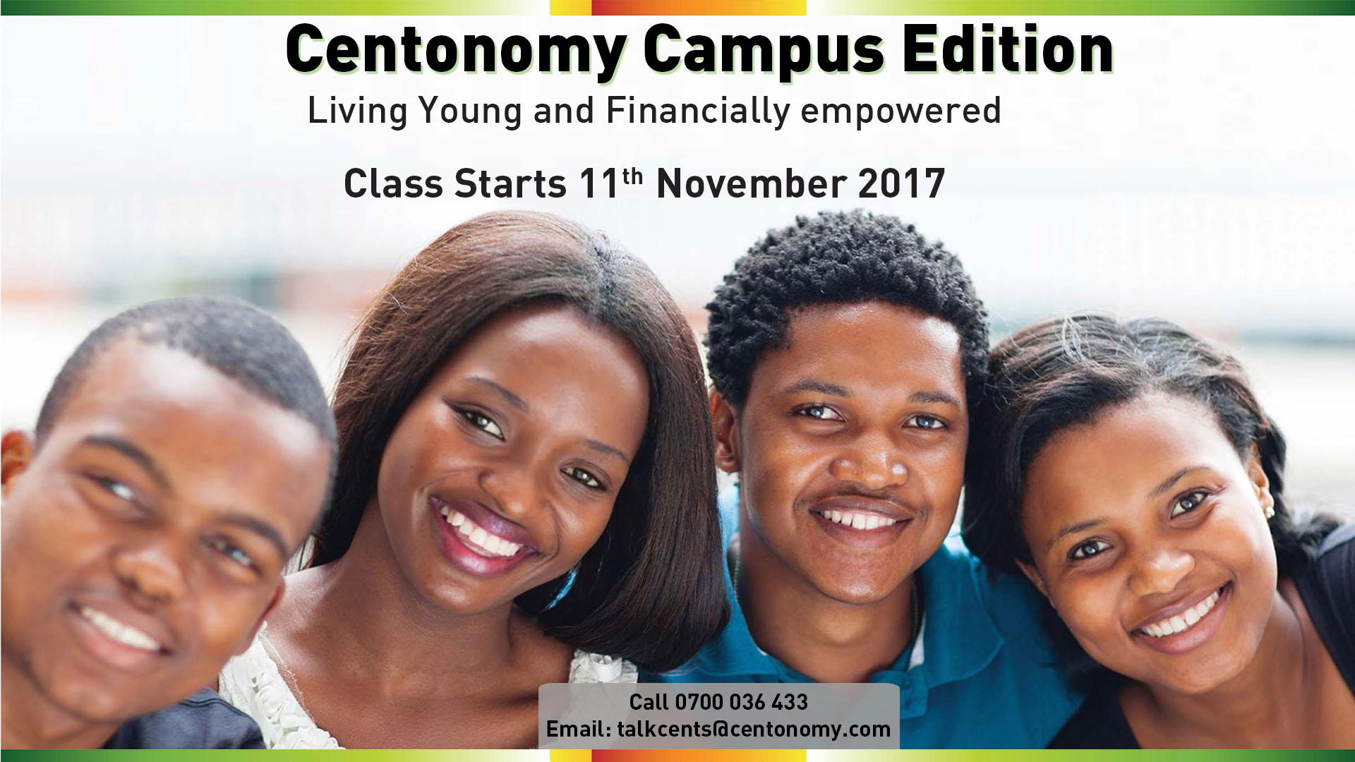 CENTONOMY CAMPUS EDITION