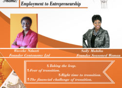 The Centonomy Entrepreneur Chats: The Transition