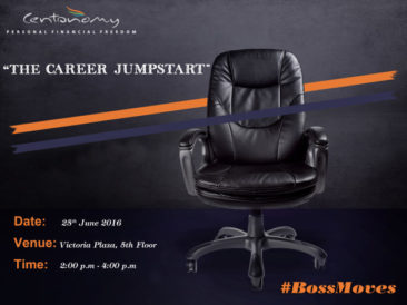 Give your Career a Jumpstart this Saturday