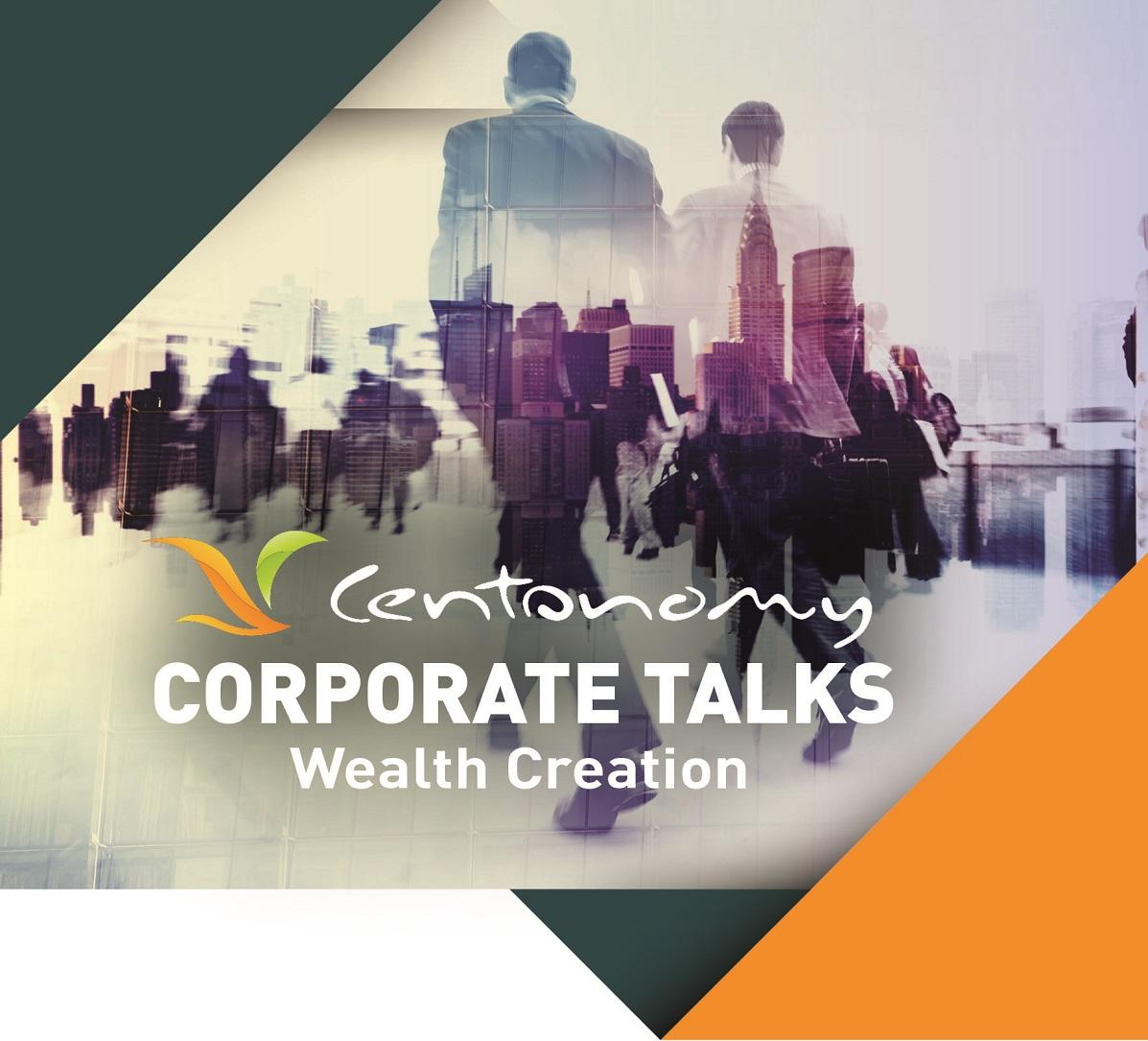Centonomy Corporate Talks Programs