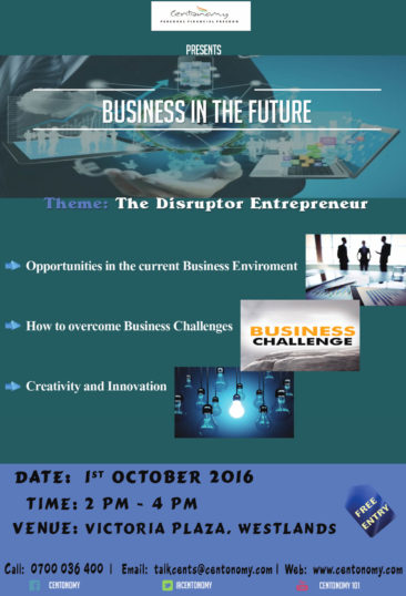Entrepreneur, this is your Invitation