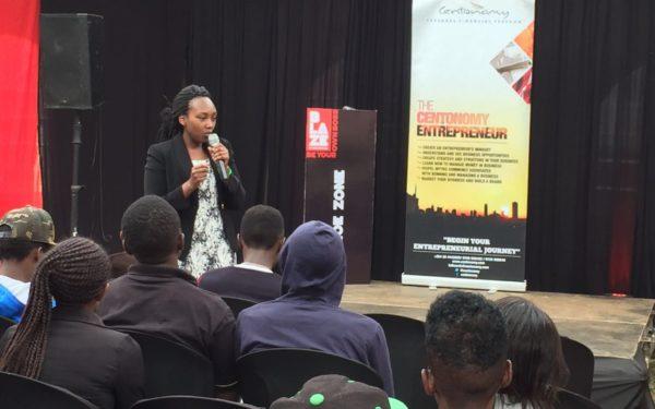 Centonomy in Partnership with Safaricom Blaze