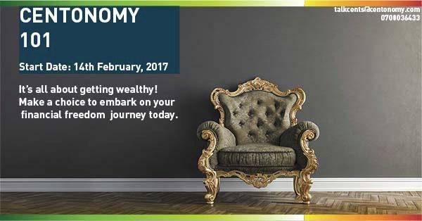 Register for Centonomy 101