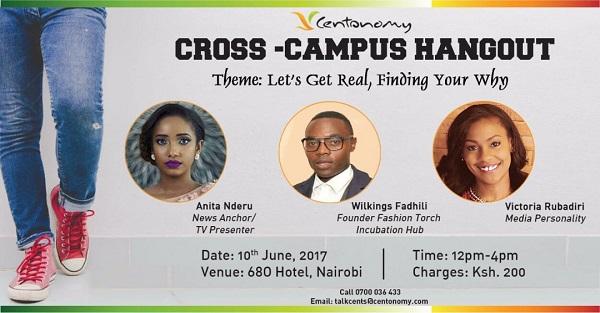 Centonomy Cross-Campus Hangout, 10th June 2017