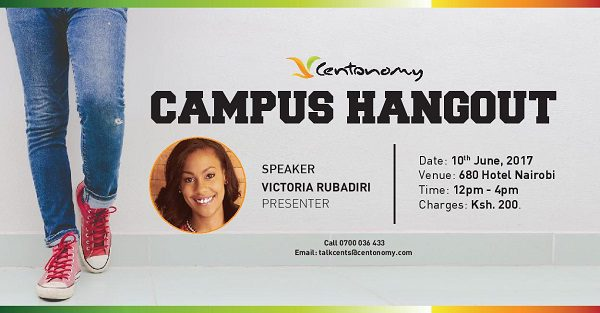 Join us for the Centonomy Campus Hangout on 10th June, 2017