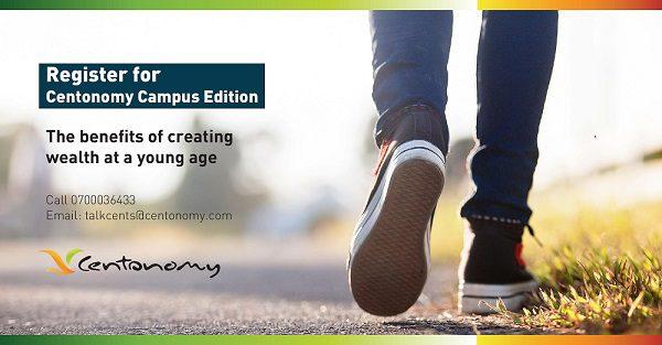 Centonomy Campus Edition Starts on 25th February, 2017