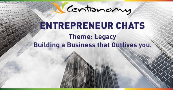 Book Your Ticket for the Centonomy Entrepreneur Chats Happening on 13th May, 2017