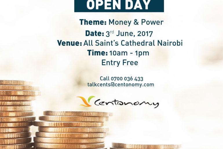 Centonomy Open Day, June 3rd 2017