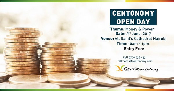 Join us for the Centonomy Open Day on 3rd June, 2017