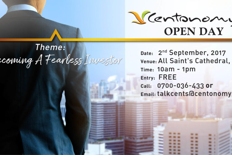 Centonomy Open Day-2nd September, 2017