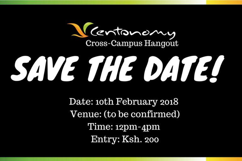 Centonomy Cross-Campus Hangout