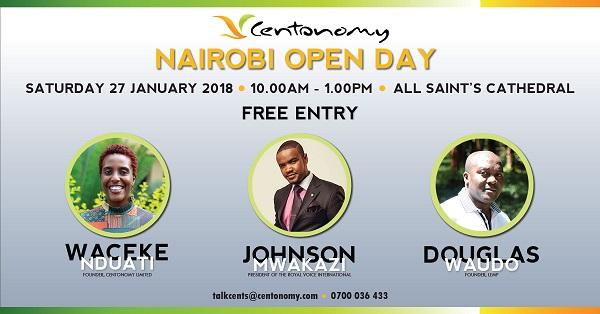 Centonomy Open Day