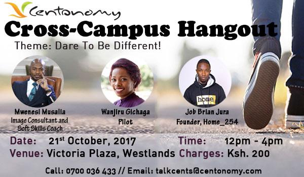 Centonomy Cross Campus Hangout